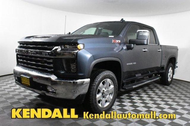 2020 Silverado 2500 Crew Cab 4x4,  Pickup #D100087 - photo 1