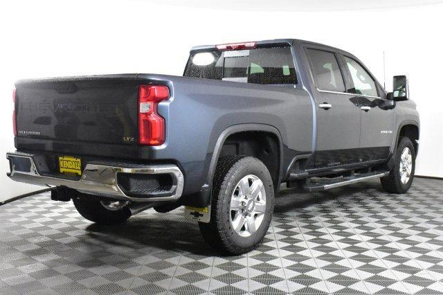 2020 Silverado 2500 Crew Cab 4x4,  Pickup #D100087 - photo 6