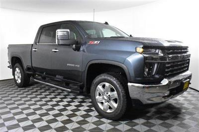 2020 Silverado 2500 Crew Cab 4x4,  Pickup #D100087 - photo 4