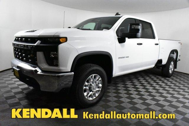 2020 Silverado 3500 Crew Cab 4x4, Pickup #D100090 - photo 1