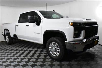 2020 Silverado 3500 Crew Cab 4x4, Pickup #D100090 - photo 4