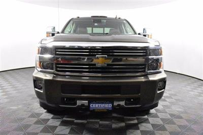 2015 Silverado 3500 Crew Cab 4x4, Pickup #D100092A - photo 2