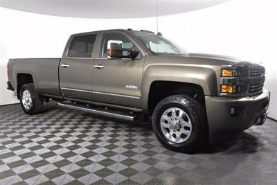 2015 Silverado 3500 Crew Cab 4x4, Pickup #D100092A - photo 3