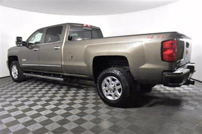 2015 Silverado 3500 Crew Cab 4x4, Pickup #D100092A - photo 8