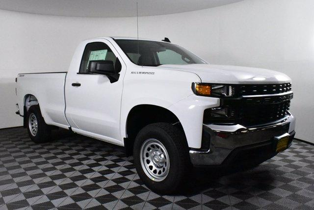 2020 Silverado 1500 Regular Cab 4x2,  Pickup #D100135 - photo 4