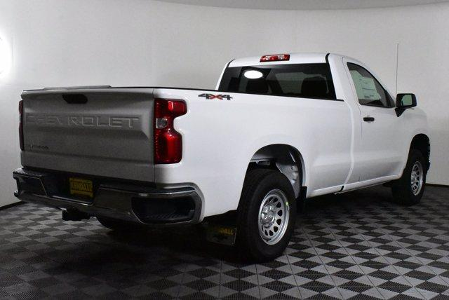 2020 Chevrolet Silverado 1500 Regular Cab 4x4, Pickup #D100135 - photo 7