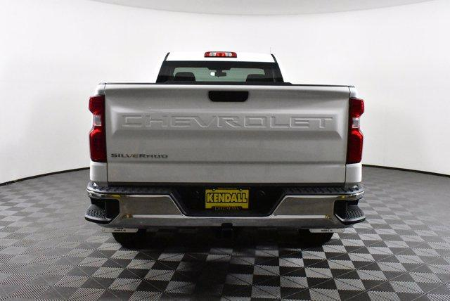2020 Silverado 1500 Regular Cab 4x4, Pickup #D100135 - photo 8