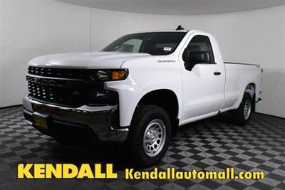 2020 Chevrolet Silverado 1500 Regular Cab 4x4, Pickup #D100135 - photo 1