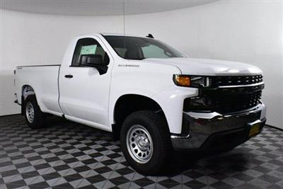 2020 Silverado 1500 Regular Cab 4x4, Pickup #D100135 - photo 4