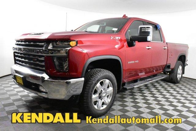 2020 Silverado 3500 Crew Cab 4x4, Pickup #D100150 - photo 1