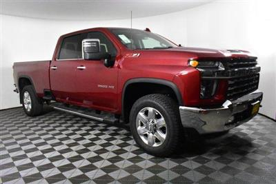 2020 Silverado 3500 Crew Cab 4x4, Pickup #D100150 - photo 3