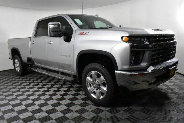 2020 Silverado 3500 Crew Cab 4x4, Pickup #D100152 - photo 3