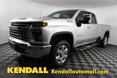 2020 Silverado 3500 Crew Cab 4x4, Pickup #D100152 - photo 1