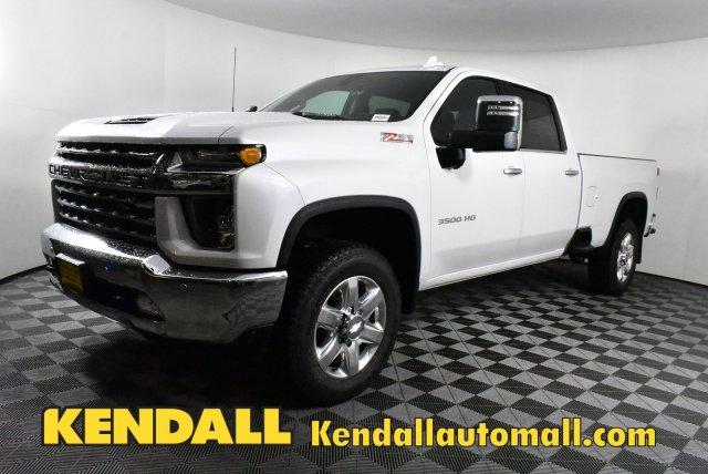 2020 Silverado 3500 Crew Cab 4x4, Pickup #D100153 - photo 1