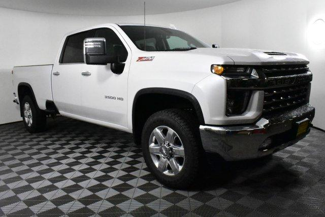 2020 Silverado 3500 Crew Cab 4x4, Pickup #D100153 - photo 3