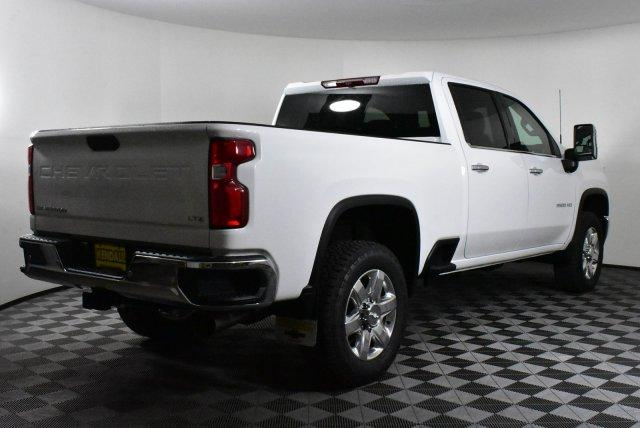 2020 Silverado 3500 Crew Cab 4x4, Pickup #D100177 - photo 6
