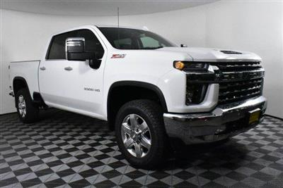 2020 Silverado 3500 Crew Cab 4x4, Pickup #D100177 - photo 4
