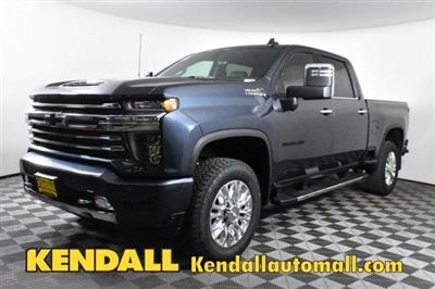 2020 Silverado 3500 Crew Cab 4x4, Pickup #D100178 - photo 1