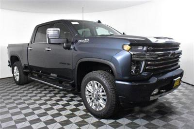 2020 Silverado 3500 Crew Cab 4x4, Pickup #D100178 - photo 4