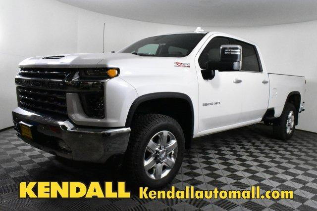 2020 Silverado 3500 Crew Cab 4x4, Pickup #D100183 - photo 1