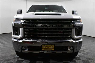 2020 Silverado 3500 Crew Cab 4x4, Pickup #D100183 - photo 3