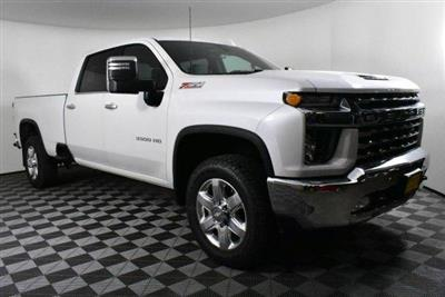 2020 Silverado 3500 Crew Cab 4x4, Pickup #D100183 - photo 4