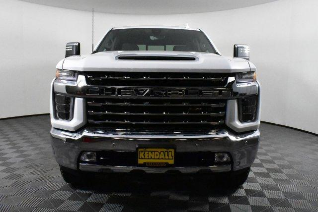 2020 Silverado 2500 Crew Cab 4x4,  Pickup #D100186 - photo 3