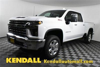 2020 Silverado 2500 Crew Cab 4x4,  Pickup #D100186 - photo 1