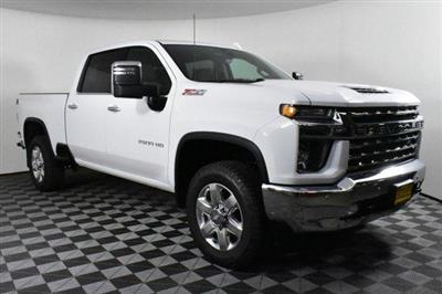 2020 Silverado 2500 Crew Cab 4x4,  Pickup #D100186 - photo 4