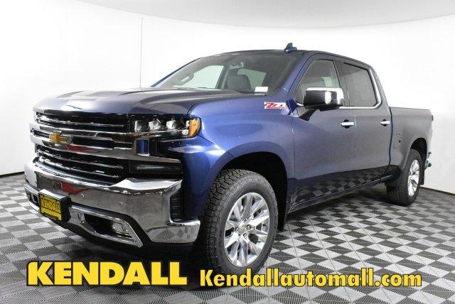 2020 Silverado 1500 Crew Cab 4x4, Pickup #D100206 - photo 1