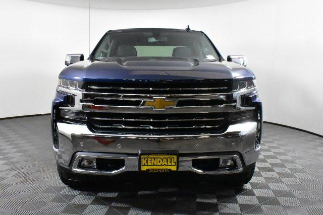 2020 Silverado 1500 Crew Cab 4x4, Pickup #D100206 - photo 3