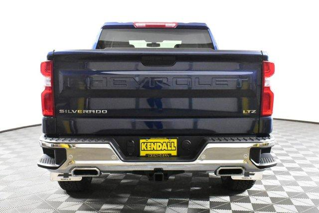 2020 Silverado 1500 Crew Cab 4x4, Pickup #D100206 - photo 8