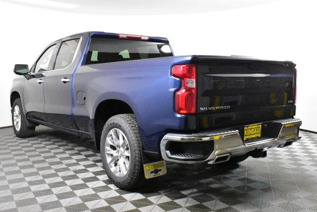 2020 Silverado 1500 Crew Cab 4x4, Pickup #D100206 - photo 2