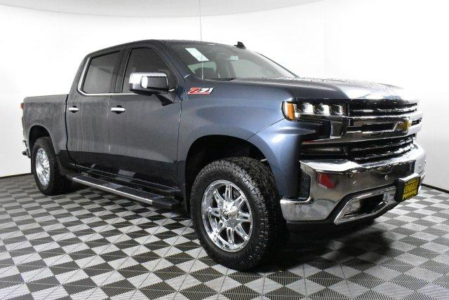 2020 Silverado 1500 Crew Cab 4x4, Pickup #D100209 - photo 4