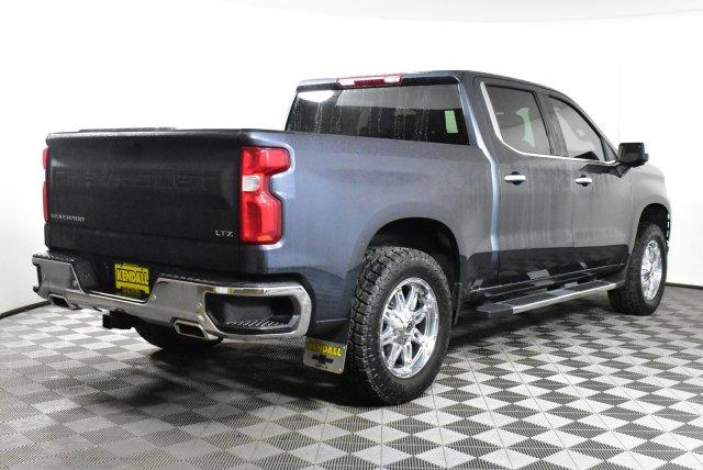 2020 Silverado 1500 Crew Cab 4x4, Pickup #D100209 - photo 6