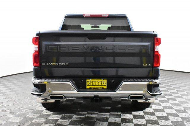 2020 Silverado 1500 Crew Cab 4x4, Pickup #D100209 - photo 7