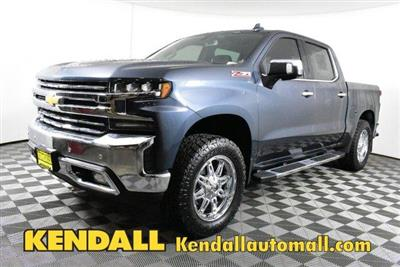2020 Silverado 1500 Crew Cab 4x2,  Pickup #D100209 - photo 1