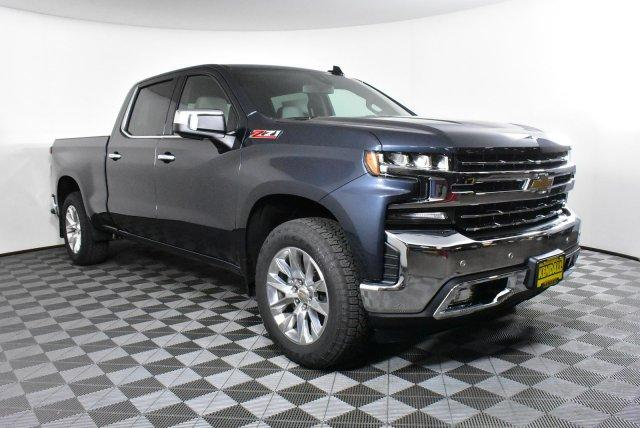 2020 Silverado 1500 Crew Cab 4x4, Pickup #D100211 - photo 4
