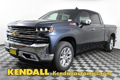 2020 Silverado 1500 Crew Cab 4x4, Pickup #D100211 - photo 1
