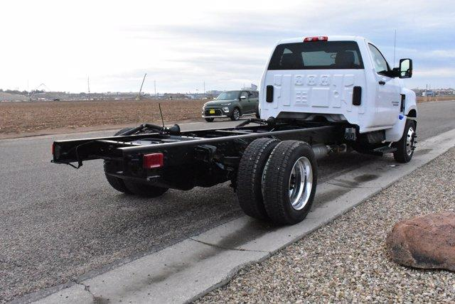 2020 Silverado Medium Duty Regular Cab DRW 4x2, Cab Chassis #D100217 - photo 5