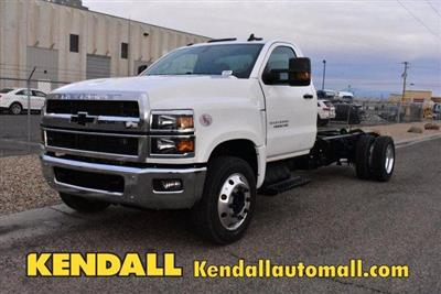2020 Silverado Medium Duty Regular Cab DRW 4x2, Cab Chassis #D100217 - photo 1