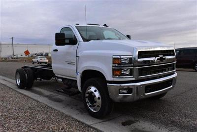 2020 Silverado Medium Duty Regular Cab DRW 4x2, Cab Chassis #D100217 - photo 4