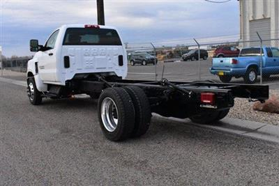 2020 Silverado Medium Duty Regular Cab DRW 4x2, Cab Chassis #D100217 - photo 2