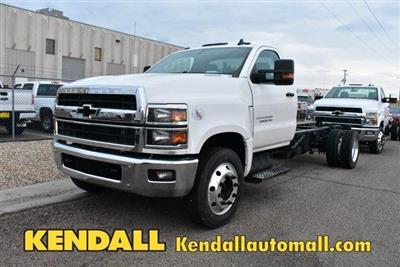 2020 Chevrolet Silverado Medium Duty Regular Cab DRW 4x2, Cab Chassis #D100218 - photo 1