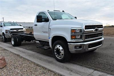 2020 Chevrolet Silverado Medium Duty Regular Cab DRW 4x2, Cab Chassis #D100218 - photo 3