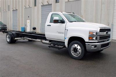 2020 Chevrolet Silverado Medium Duty Regular Cab DRW 4x2, Cab Chassis #D100219 - photo 4