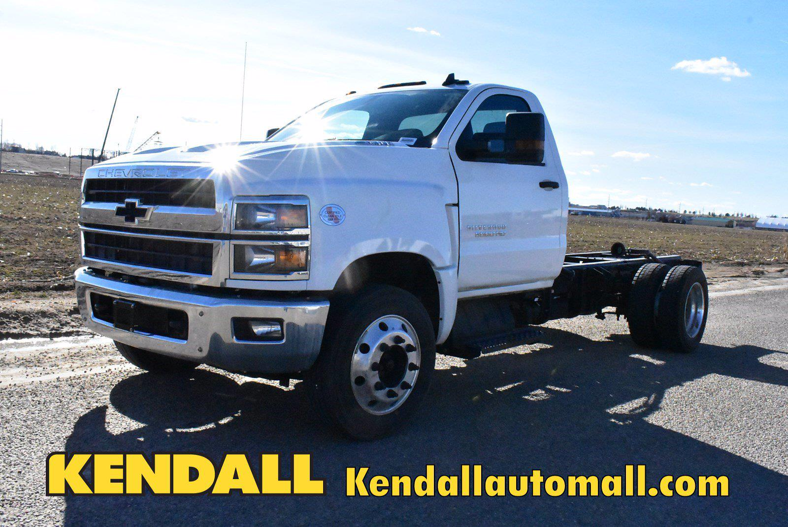 2020 Chevrolet Silverado 5500 DRW 4x2, Cab Chassis #D100222 - photo 1