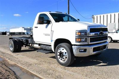 2020 Chevrolet Silverado Medium Duty Regular Cab DRW RWD, Cab Chassis #D100222 - photo 3