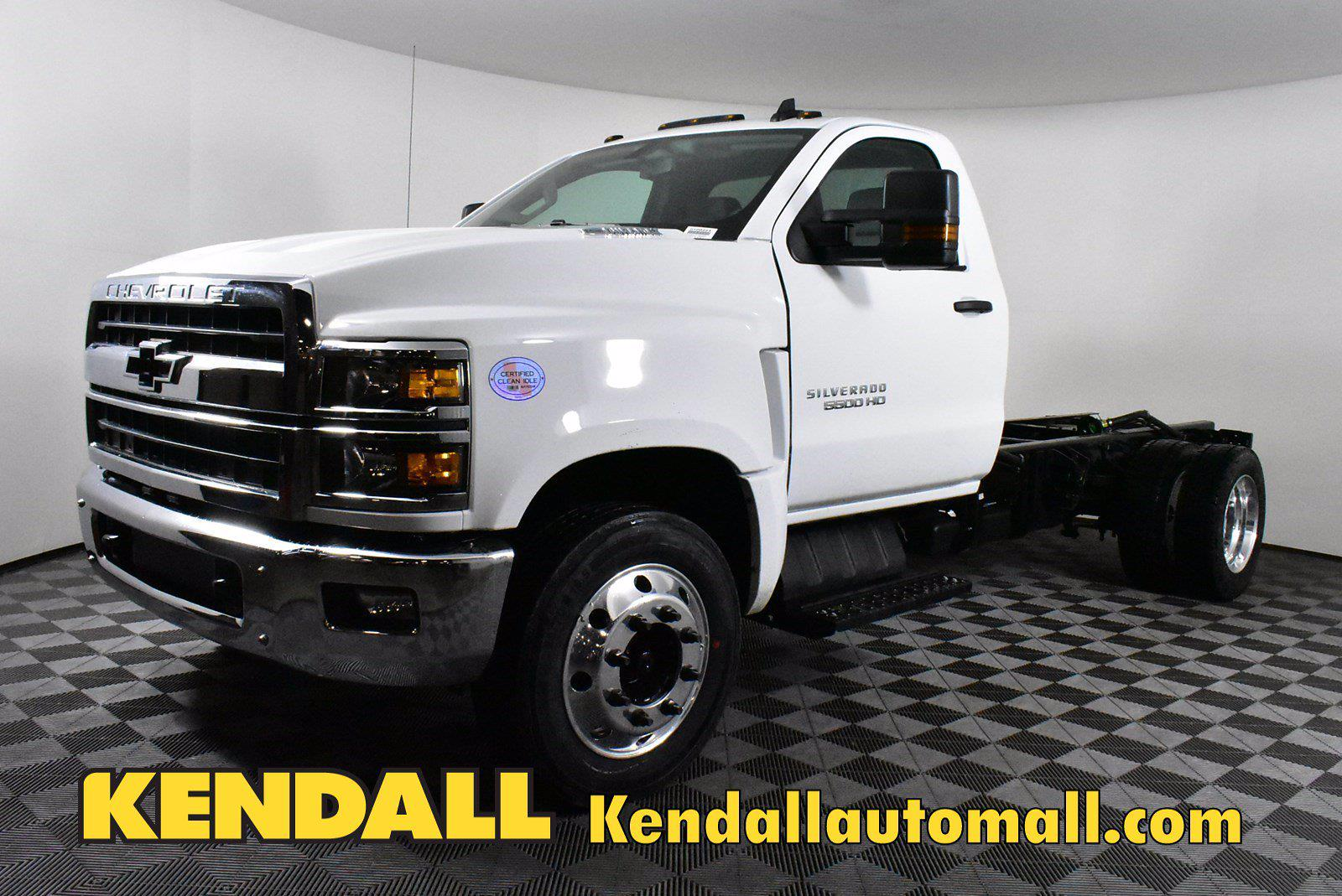 2020 Chevrolet Silverado 5500 DRW 4x2, Cab Chassis #D100223 - photo 1
