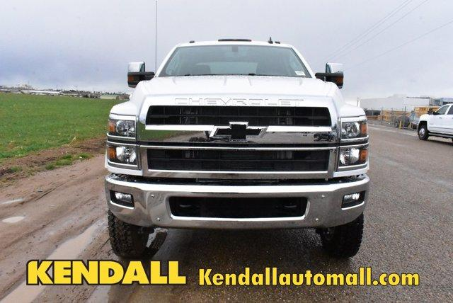 2020 Chevrolet Silverado Medium Duty Crew Cab DRW 4x4, Cab Chassis #D100226 - photo 1